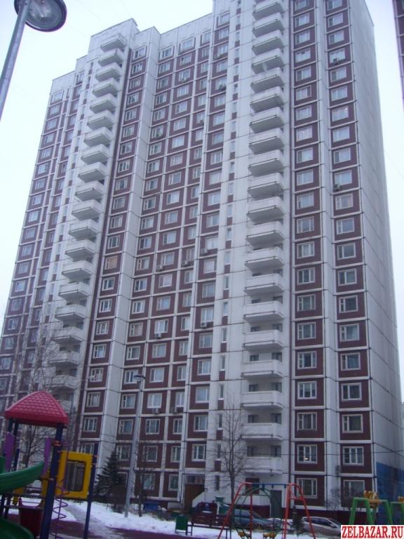 Двухкомнатная квартира г.  Москва ул.  Старобитцевская д. 19 к. 3. , метро Бульв